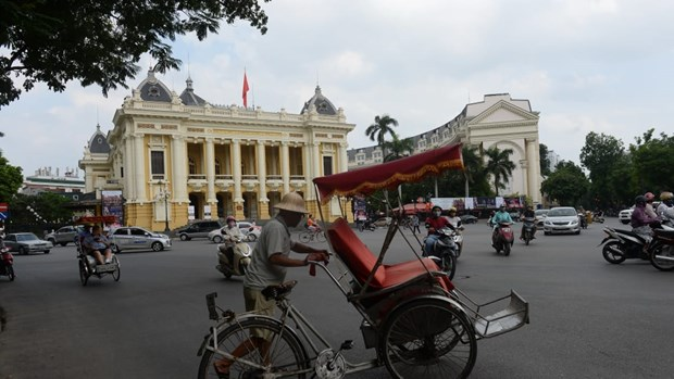 Hanoi continues tourism promotion on CNN channels hinh anh 1