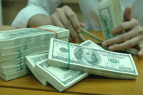 Foreign reserves hit record high of 57 billion USD hinh anh 1