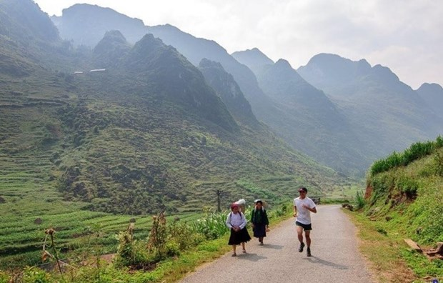 Ha Giang international marathon in April hinh anh 1