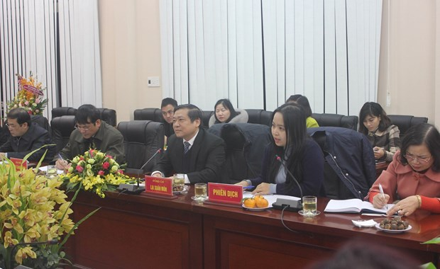 RoK firm seeks agricultural cooperation with Cao Bang hinh anh 1