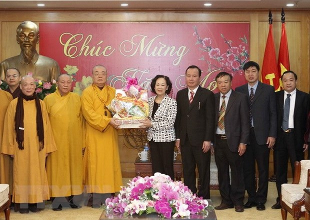 Vietnam's Buddhism stays side by side with nation hinh anh 1