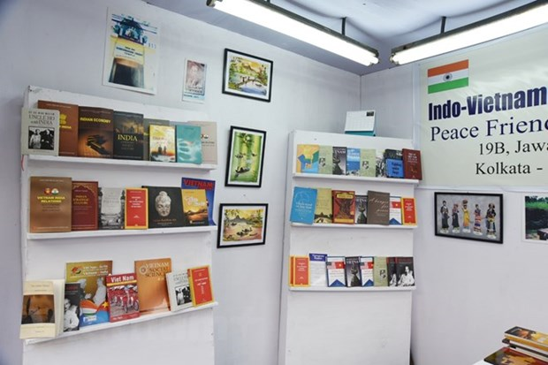 Vietnamese books at India's international book fair hinh anh 1