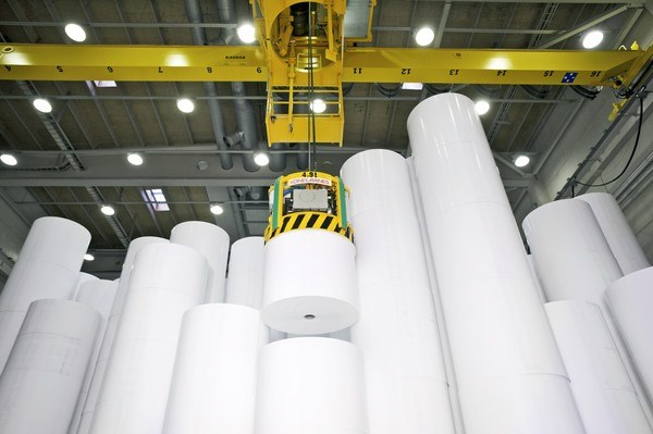 Vietnam's paper imports up last year hinh anh 1