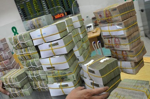 Central bank injects nearly 573mln USD to support liquidity hinh anh 1