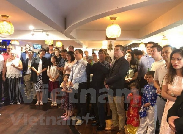 Warm Tet gathering held for Vietnamese in New Zealand hinh anh 1