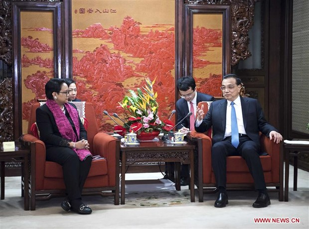 China wants closer connection in growth strategy with Indonesia hinh anh 1
