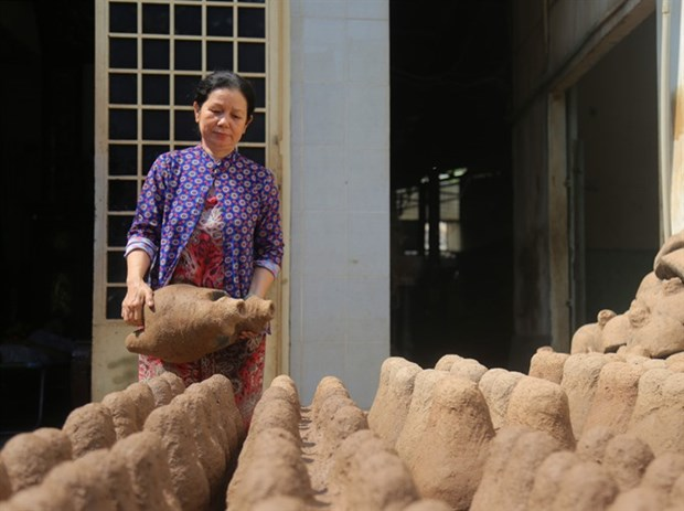 Copper village preserves old tradition in HCM City hinh anh 3