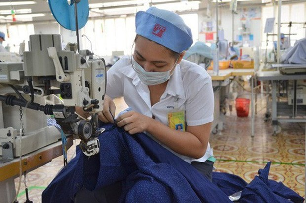 Textile exports to China growing hinh anh 1
