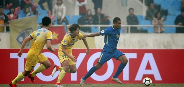 Two Vietnamese teams enjoy first AFC Cup victories hinh anh 1