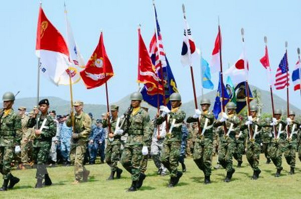 Cobra Gold multi-national military exercise starts in Thailand hinh anh 1