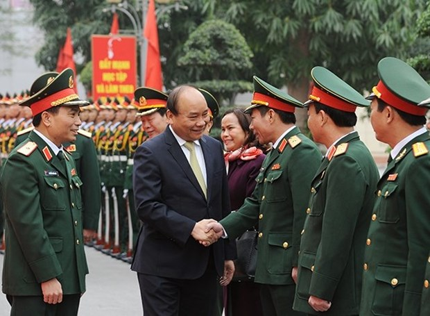 PM lauds capital High Command hinh anh 1