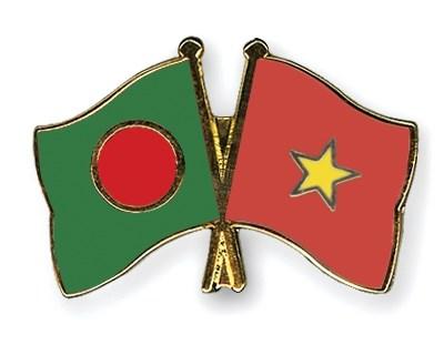 Greetings to Bangladesh on founding anniversary of diplomatic ties hinh anh 1