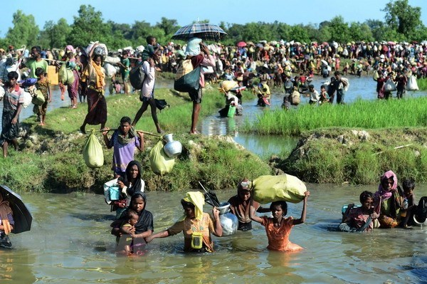 Bangladesh works with UN to repatriate Rohingya people hinh anh 1