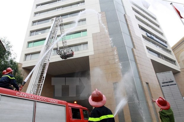 Holiday season is prone to fires hinh anh 1