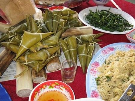 Ancestors get first taste of Tet hinh anh 5