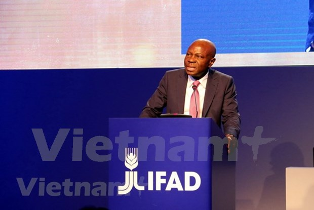 Vietnam attends IFAD Governing Council's meeting hinh anh 1