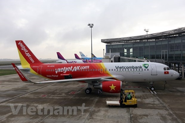 Air passengers surge during Tet festival hinh anh 1