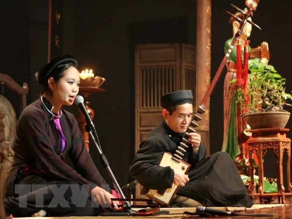 Vietnam's UNESCO-recognised intangible cultural heritages hinh anh 1