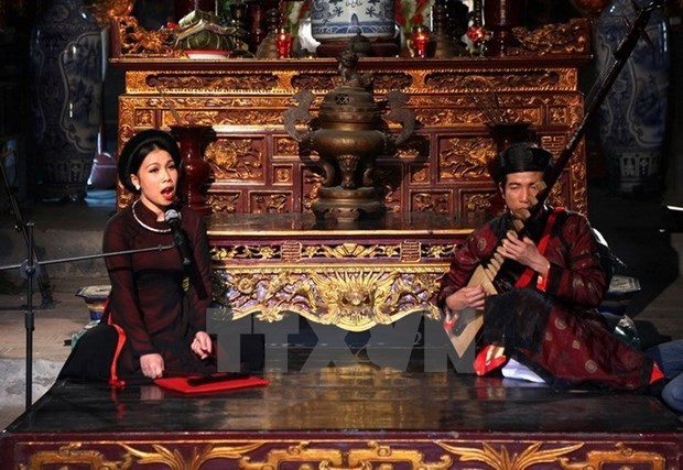 Vietnam's UNESCO-recognised intangible cultural heritages hinh anh 5
