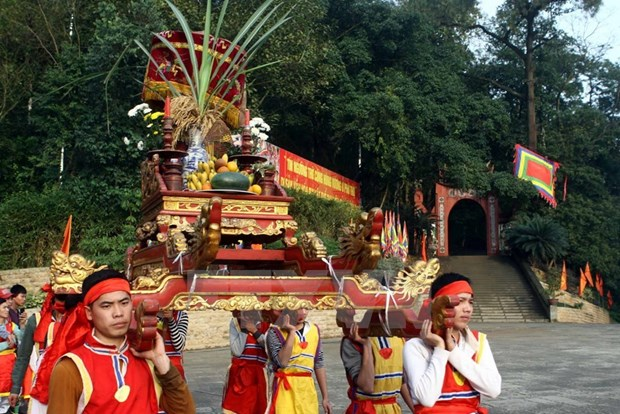 Vietnam's UNESCO-recognised intangible cultural heritages hinh anh 8