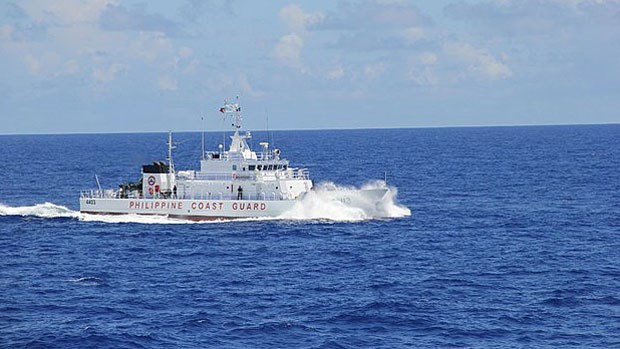 Philippines opposes China's naming of undersea features hinh anh 1