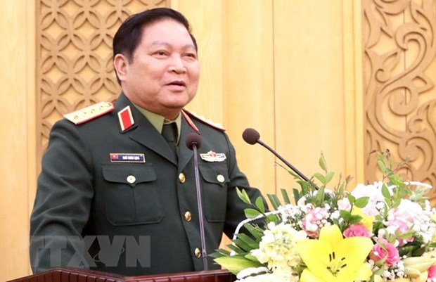 Restructuring army among major yearly tasks: Defence Minister hinh anh 1