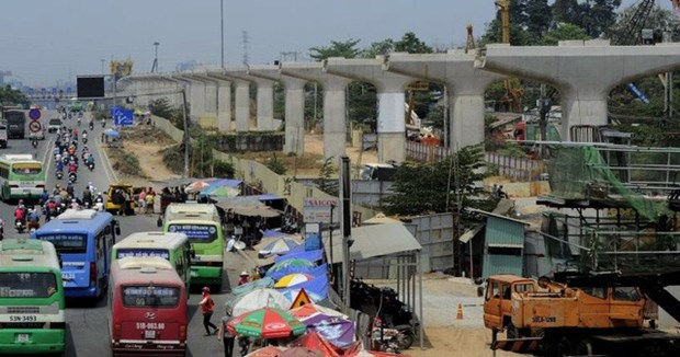 Government guarantees capital for HCM City metro project hinh anh 1