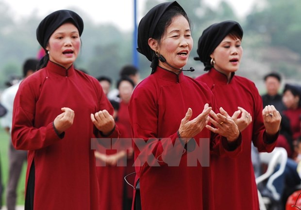 Vietnam's UNESCO-recognised intangible cultural heritages hinh anh 7