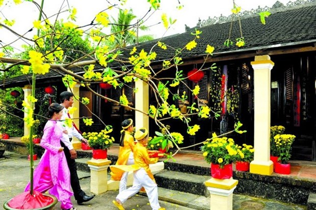 """""""Xong Dat"""" – A cherished Lunar New Year tradition hinh anh 1"""