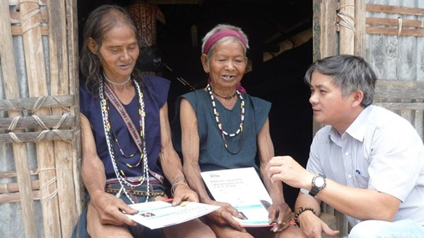 Researchers save Central Highlands epics hinh anh 1