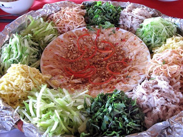 Five savory signature local dishes in Bac Giang province hinh anh 1