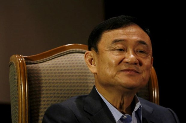 Thai ex-PM Thaksin calls for party unity ahead of general election hinh anh 1