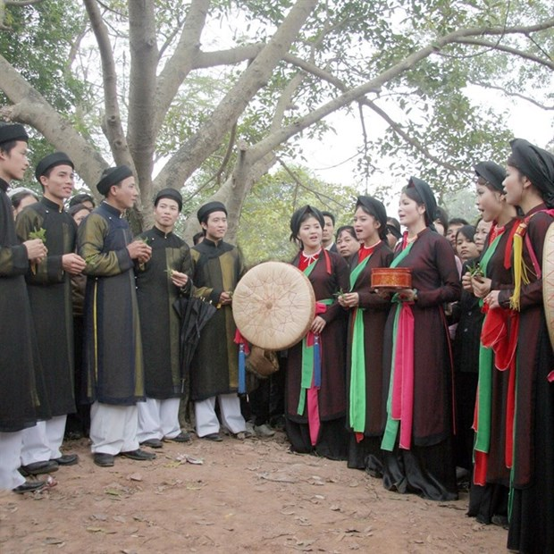 Bac Ninh to host love duet singing festival hinh anh 1