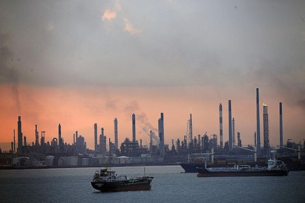 Singapore to impose carbon tax from 2019 hinh anh 1