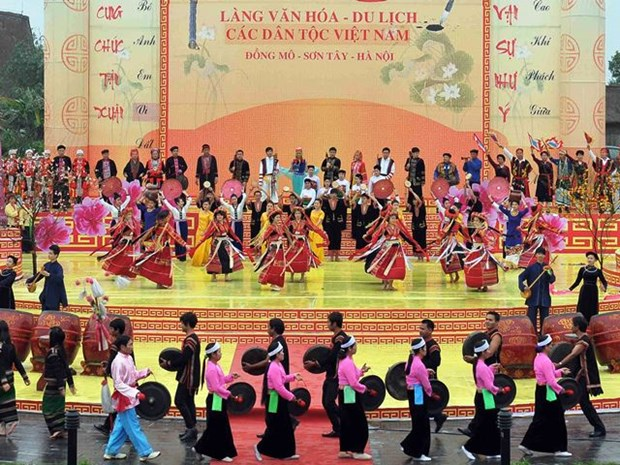 Spring festival to honour national ethnic cultures hinh anh 1