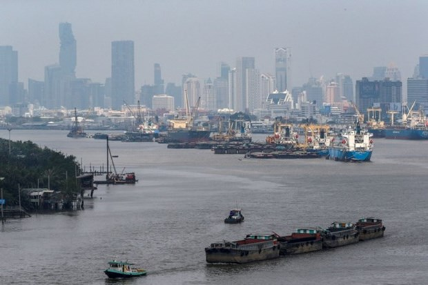 Thai economy grows at fastest pace in five years hinh anh 1