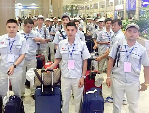 Vietnam targets to send 110,000 workers abroad hinh anh 1