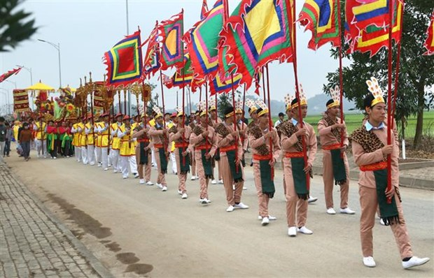 Phu Tho: festival dedicated to nation's legendary mother hinh anh 1