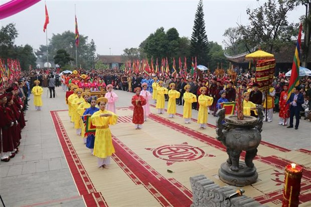 Phu Tho: festival dedicated to nation's legendary mother hinh anh 2