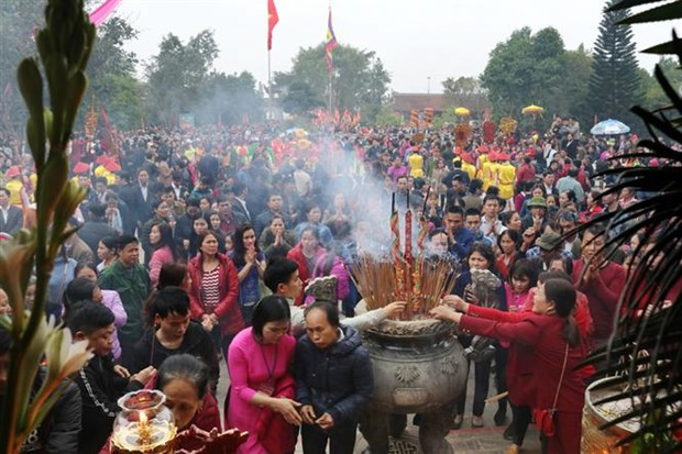 Phu Tho: festival dedicated to nation's legendary mother hinh anh 3