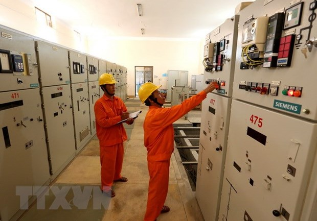 EVN resolved to ensure electricity supply hinh anh 1