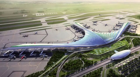 Site clearance for Long Thanh airport needs nearly 23 trillion VND hinh anh 1