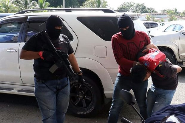 Malaysia detains 11 terror suspects hinh anh 1
