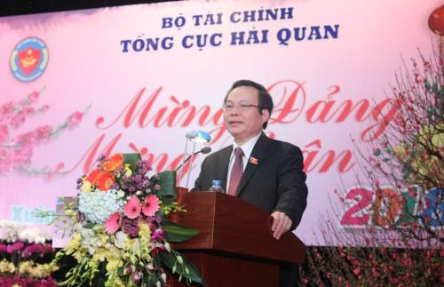 NA Vice Chairman: e-customs facilitate import-export activities hinh anh 1