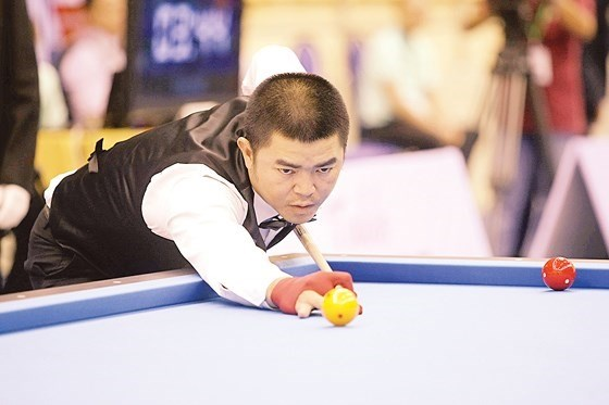 Vietnamese cueists compete in Germany hinh anh 1