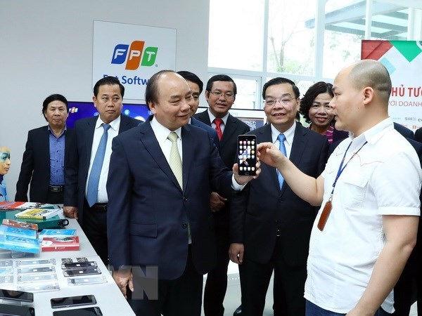 PM requires Hoa Lac Hi-Tech Park to form startup ecosystem hinh anh 1