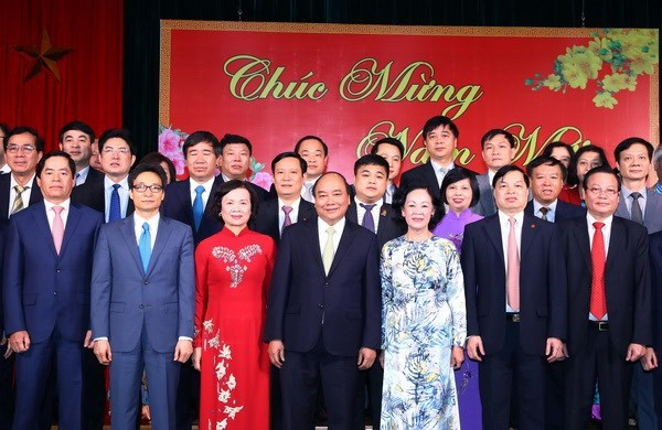 Prime Minister attaches importance to Party's leadership hinh anh 1