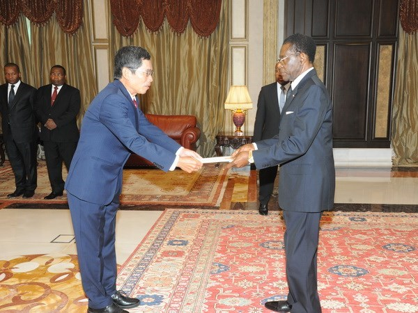 Equatorial Guinea keen on expanding ties with Vietnam hinh anh 1