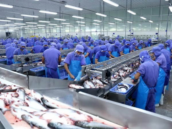 Vietnam's export turnover to expand 8-10 pct in 2018 hinh anh 1