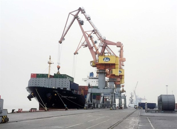 Easy seaport procedures lauded hinh anh 1